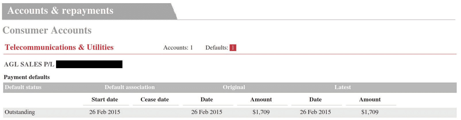 credit default on credit file 2