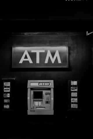 image of bank atm representing do banks offer second mortgages